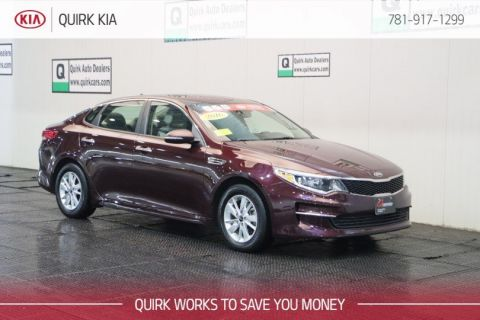 Certified Pre-Owned 2016 Kia Optima LX