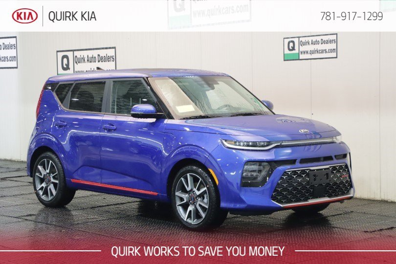 New 2020 Kia Soul Gt Line Turbo Hatchback In Braintree K26221